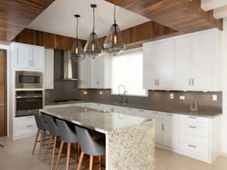 Cocinas modernas de TAMEN arquitectura Moderno