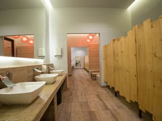 Bares e clubes  por TAMEN arquitectura