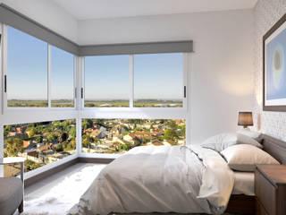 FL Rendering Modern style bedroom