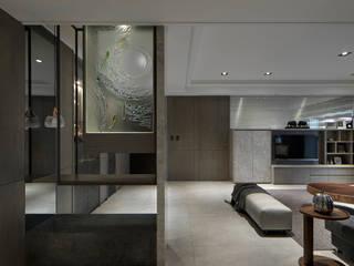關於家的體感溫度 大荷室內裝修設計工程有限公司 现代客厅設計點子、靈感 & 圖片
