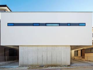 星川の家 OARK一級建築士事務所 白色