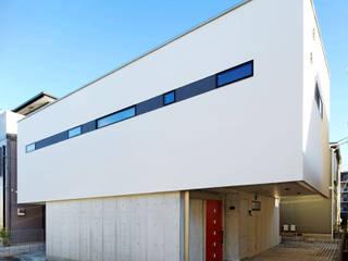 星川の家: OARK一級建築士事務所が手掛けた現代のです。,モダン