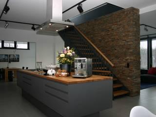 Heinz von Heiden GmbH Massivhäuser Cucina moderna