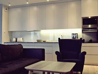 Perfect Home Dapur Modern Beige