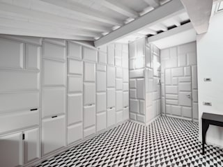 Kitchen by Zeno Pucci+Architects