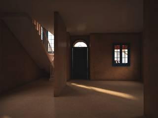 客廳 by Leonardo Morato Arquitetura, 地中海風