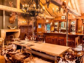 Garagen & Schuppen im Landhausstil von Wood! by Vorselaars Landhaus
