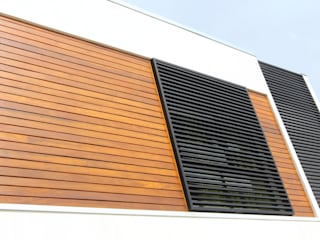 Casas modernas de Taguá Arquitetura Moderno