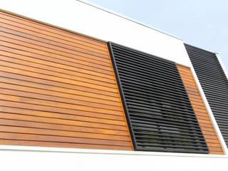 Дома в . Автор – Taguá Arquitetura, Модерн