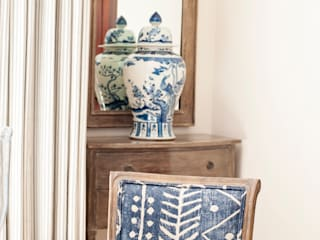 Dining Room Details: country Dining room by Tru Interiors