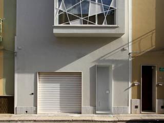 Couloir, entrée, escaliers méditerranéens par Ad'A Méditerranéen