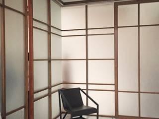 Apartment Interiors in Jubilee Hills Minimalist living room by 29 studio Minimalist