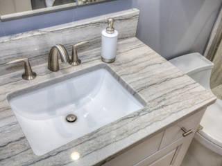 Luxury Master Bath Classic style bathroom by Dahl House Design LLC Classic