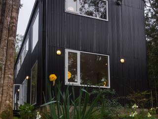 HP HOUSE Casas de estilo escandinavo de Moraga Höpfner Arquitectos Escandinavo