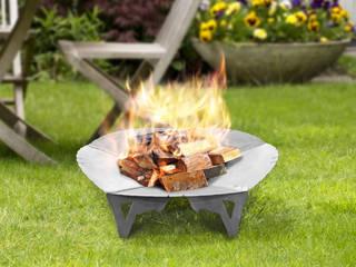 Thorwa Metalltechnik Garden Fire pits & barbecues Besi/Baja Metallic/Silver