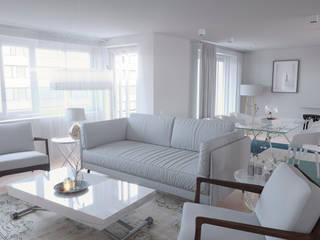 Salas de estar modernas por ERC Moderno