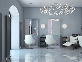 Салан красоты: Коммерческие помещения в . Автор – Amaizing Home