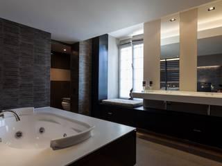 Slaapkamer Moderne badkamers van Alewaters & Zonen Modern