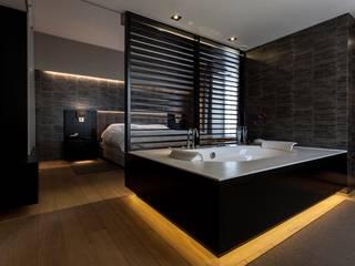 Modern style bedroom by Alewaters & Zonen Modern