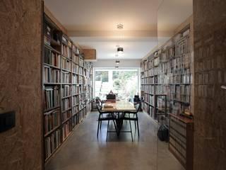 Nieuwbouw Moderne studeerkamer van Alewaters & Zonen Modern