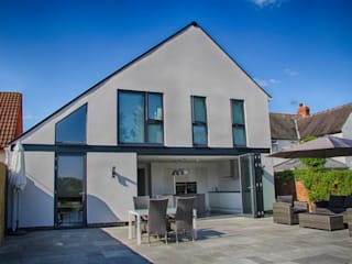 Ashover Road, Chesterfield by MAD architects llp