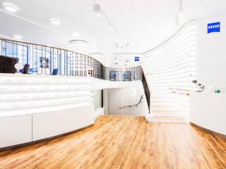 ZEISS VISION CENTER KASSEL Moderne Ladenflächen von Philip Gunkel Photographie Modern