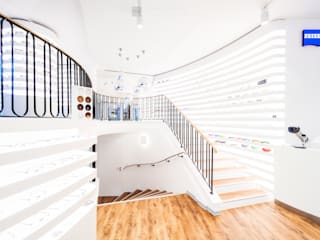 ZEISS VISION CENTER KASSEL:  Ladenflächen von Philip Gunkel Photographie