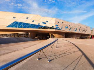 PHAENO SCIENCE CENTER Wolfsburg Moderne Museen von Philip Gunkel Photographie Modern