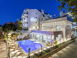 Hotels by Polistudio A.E.S., Modern