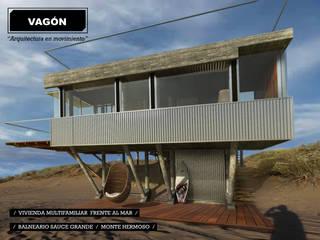 juan olea arquitecto Modern houses