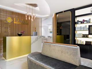 Eclectic style commercial spaces by ARRCC Eclectic
