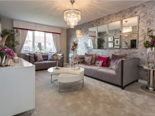 New Year - New Home Decor Ideas.........:  Living room by Graeme Fuller Design Ltd
