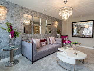 New Year - New Home Decor Ideas......... Modern living room by Graeme Fuller Design Ltd Modern