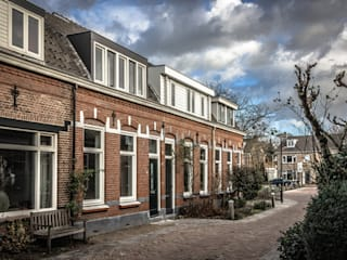 arbeiderswoning 1904 getransformeerd :  Huizen door architectenbureau Huib Koman (abHK), Klassiek