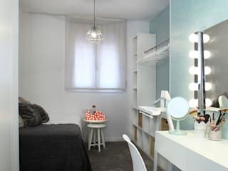 RECTOR UBACH Dormitorios de estilo escandinavo de Alcuadrado bcn Escandinavo