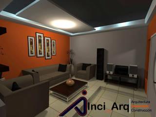 Salones de estilo  de Inci_Arq