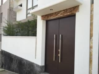Cahtal Arquitectos Modern Houses