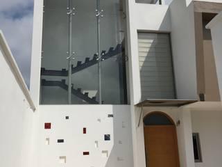 Las Palomas Casas modernas de Cahtal Arquitectos Moderno