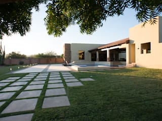 HACIENDA SAN PEDRO Modern Houses by TAMEN arquitectura Modern