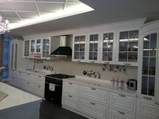 ORJİNAL MOBİLYA DEKORASYON – ORJİNAL MOBİLYA: rustik tarz tarz Mutfak