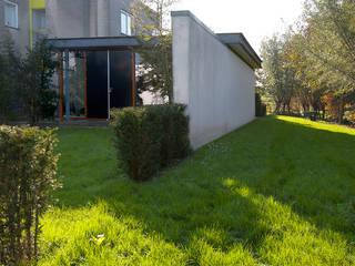 Schijf: moderne Huizen door De E-novatiewinkel