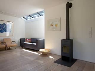 Lichtstraatje: moderne Huizen door De E-novatiewinkel