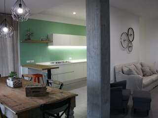 Salones de estilo  de M88 studio,