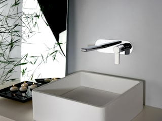 FRISONE SRL Modern bathroom Metal