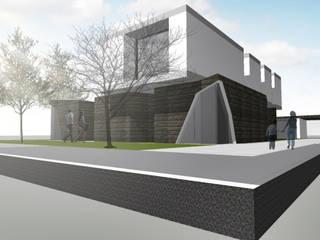 Work in progress | Home | Santarém: Casas  por Paulo Miguez Arquitectos,Moderno