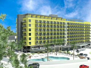 Hotel Golfinho 4*:   por 2levels, Arquitetura e Engenharia, Lda