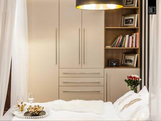 eclectic Bedroom by Pracownie Wnętrz Kodo
