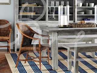 Friday 20th Jan - Home Inspiration Rug Hub Ruang Makan Gaya Rustic
