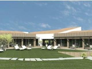 Hotel Rural :   por 2levels, Arquitetura e Engenharia, Lda