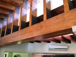 de estilo  por Arquitectura MAS, Moderno
